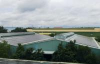 139 kWp Solaranlage - Thai Duong Rubber III