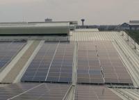 1,2 MWp Solaranlage - Kim Duc
