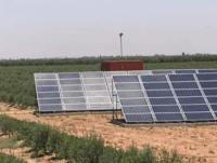 Solare Tröpfchenbewässerung Marokko - vierte Tranche