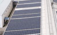 200 kWp Solaranlage - Radiant I
