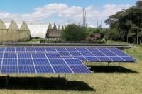 Grüne Solaranlagen für Unternehmen in Kenia