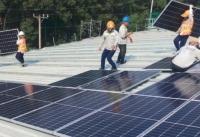 244 kWp Solaranlage - Thai Duong Rubber I
