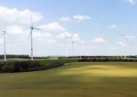 Windkraft Schloßvippach